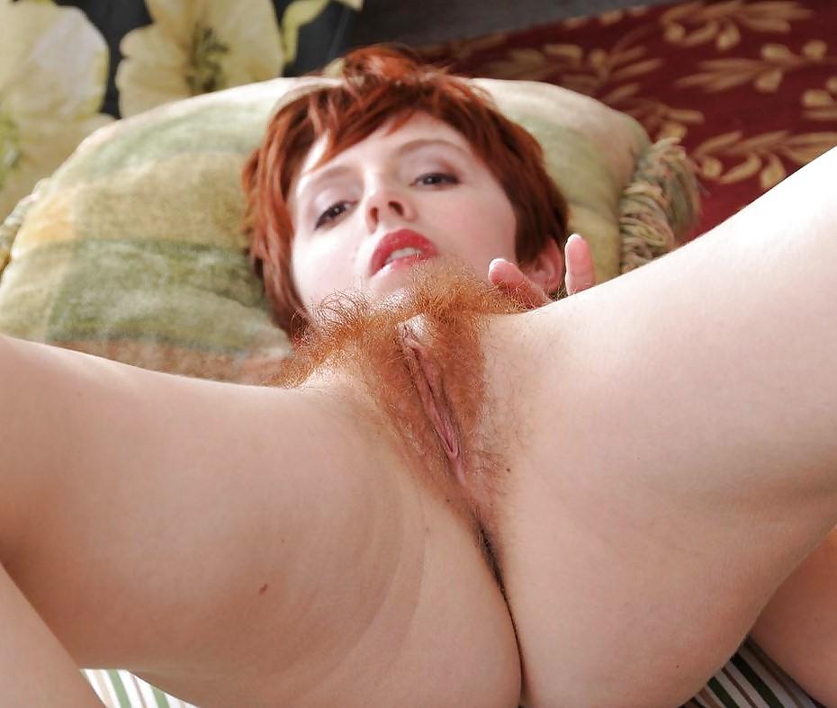 Порно С Рыжими Волосатыми Телкоми